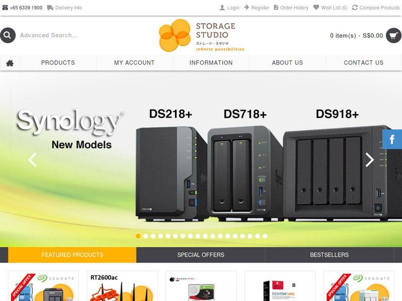 Storage Studio Singapore
