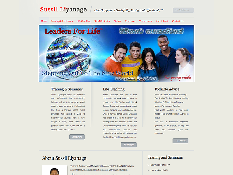Sussil Liyanage
