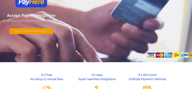 Calculate Payhere Commission
